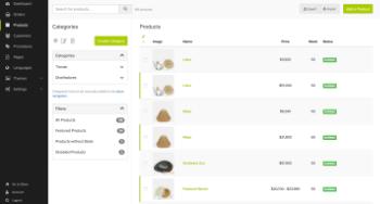 Jumpseller screenshot