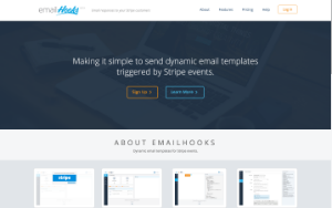 EmailHooks screenshot