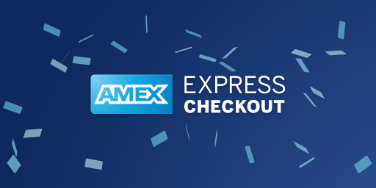 Amex Express Checkout screenshot