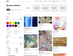 artcloud screenshot