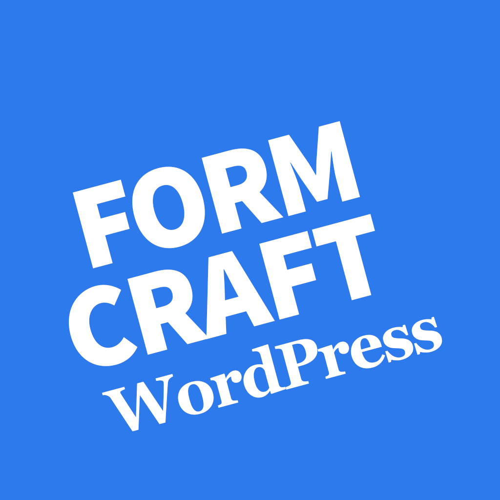 FormCraft for WordPress logo