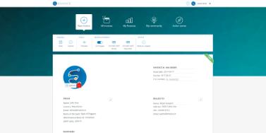 Envoice screenshot
