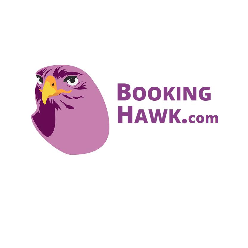 BookingHawk.com logo