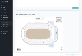 Your Ticket Hub screenshot