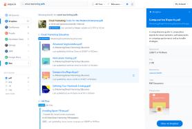 Swiftype Enterprise Search screenshot