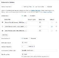WP Simple Pay screenshot