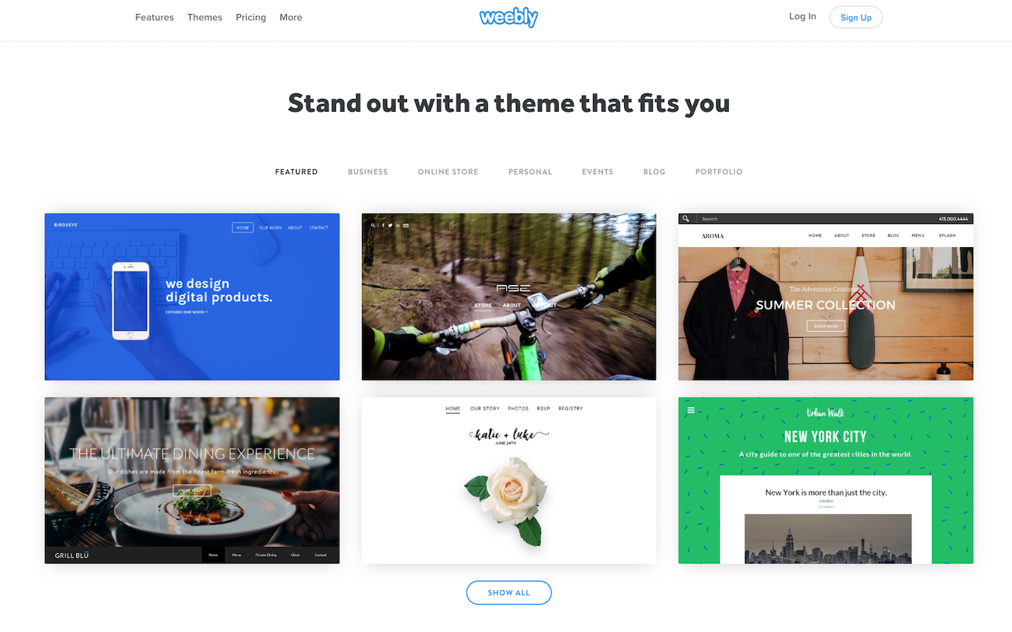 Stripe Partners: Weebly