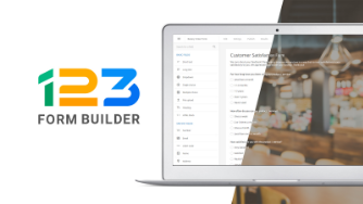 123FormBuilder screenshot