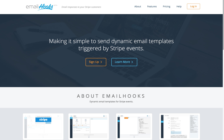 EmailHooks screenshot 0