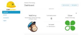 ListBuilder screenshot