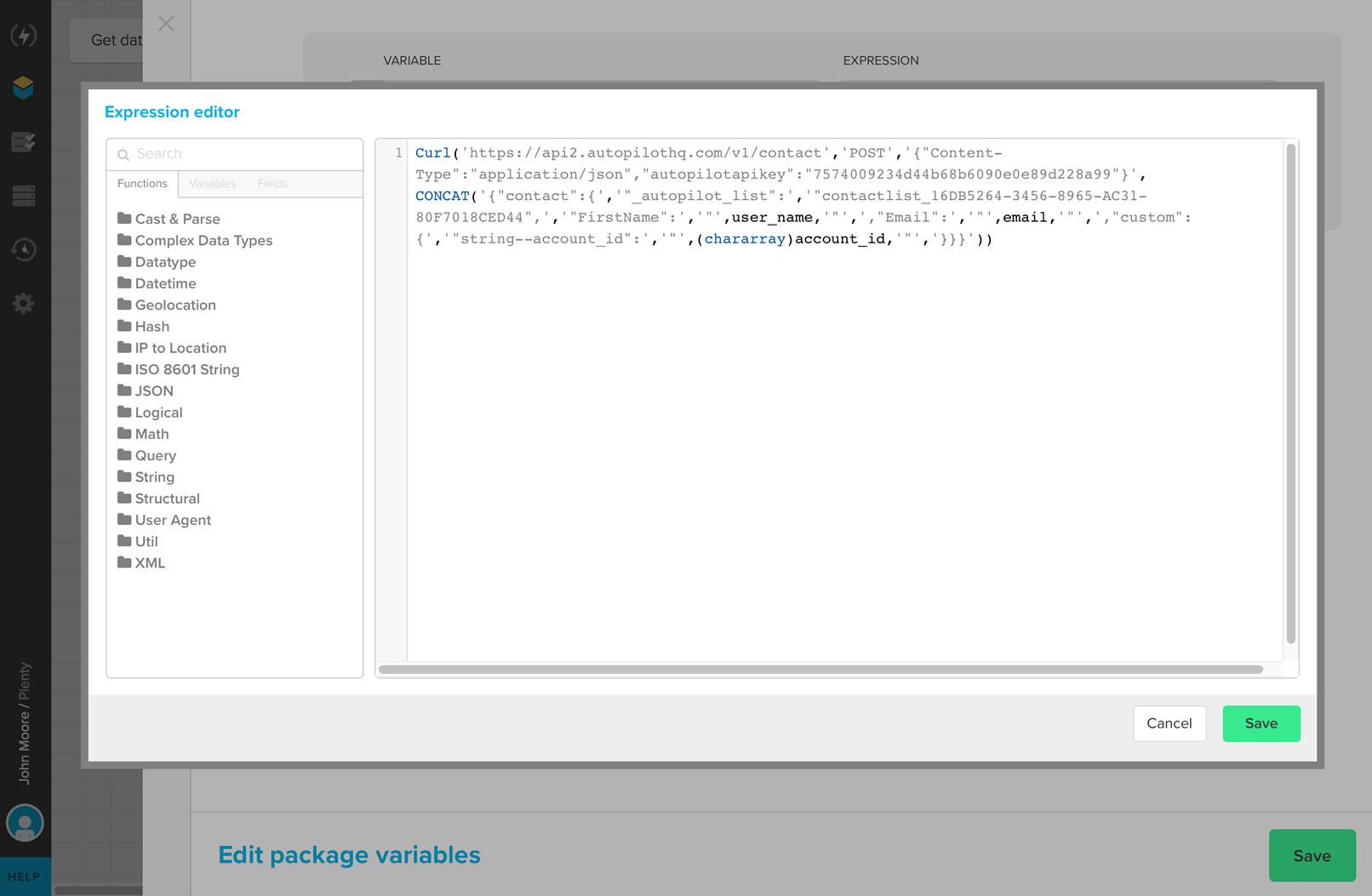 Xplenty screenshot 2