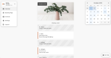 CozyCal Scheduling screenshot