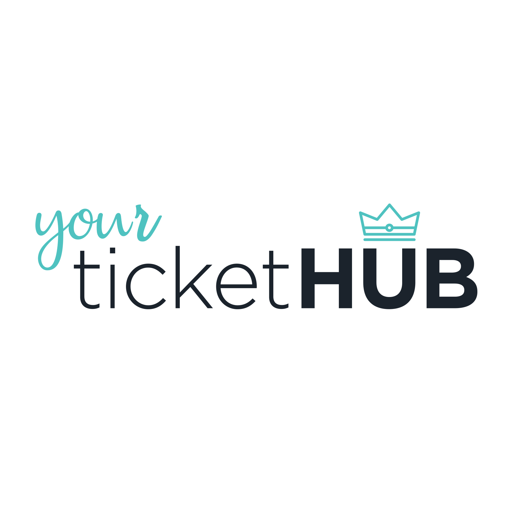 Your Ticket Hub logo