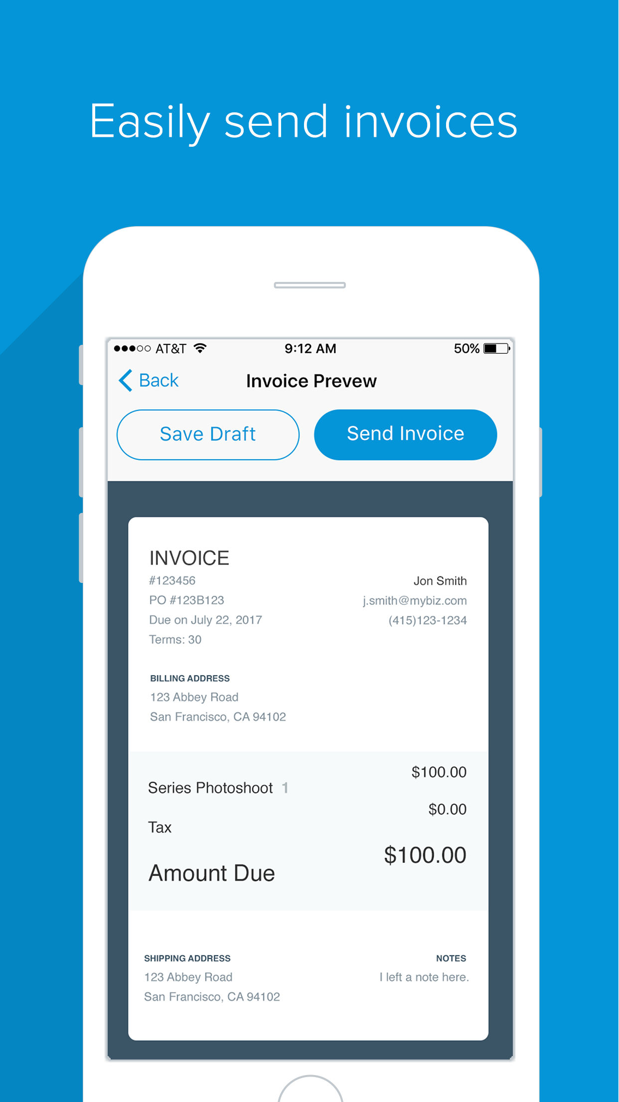 Redwood Apps, Inc. screenshot 2