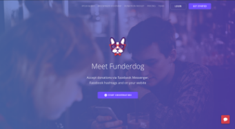 Funderdog screenshot