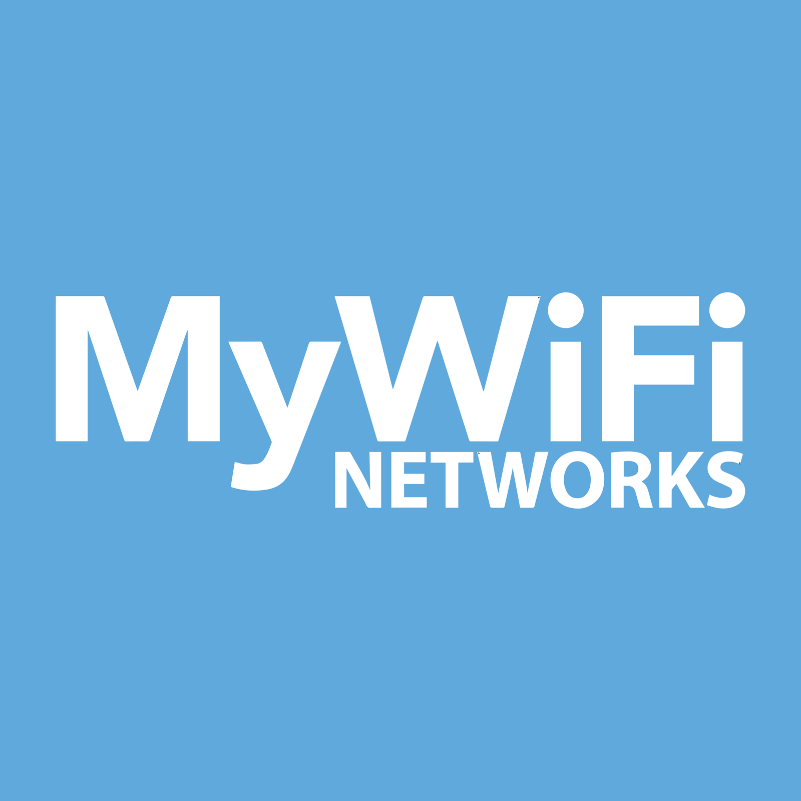 MyWiFi Networks logo