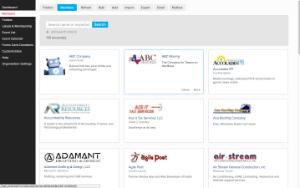 MembershipWorks screenshot