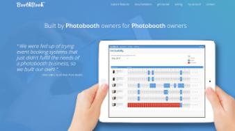 BoothBook screenshot