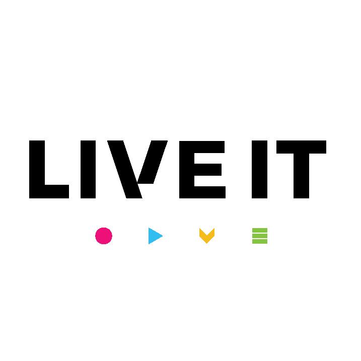 LIVE IT logo