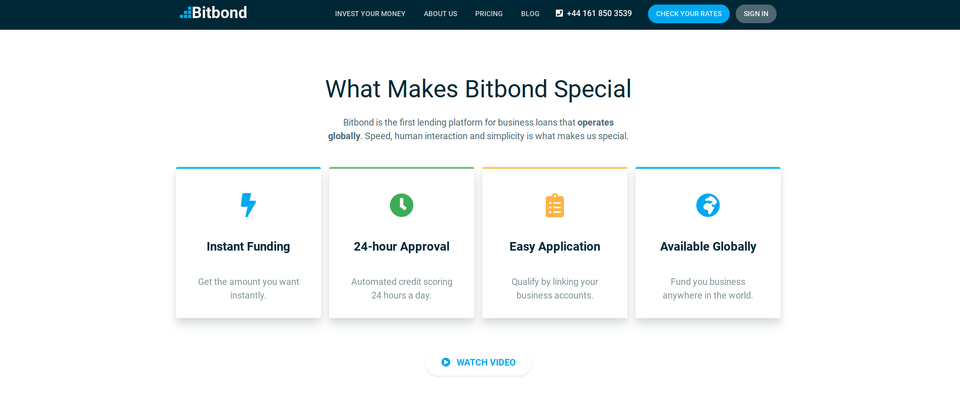 Bitbond screenshot 1