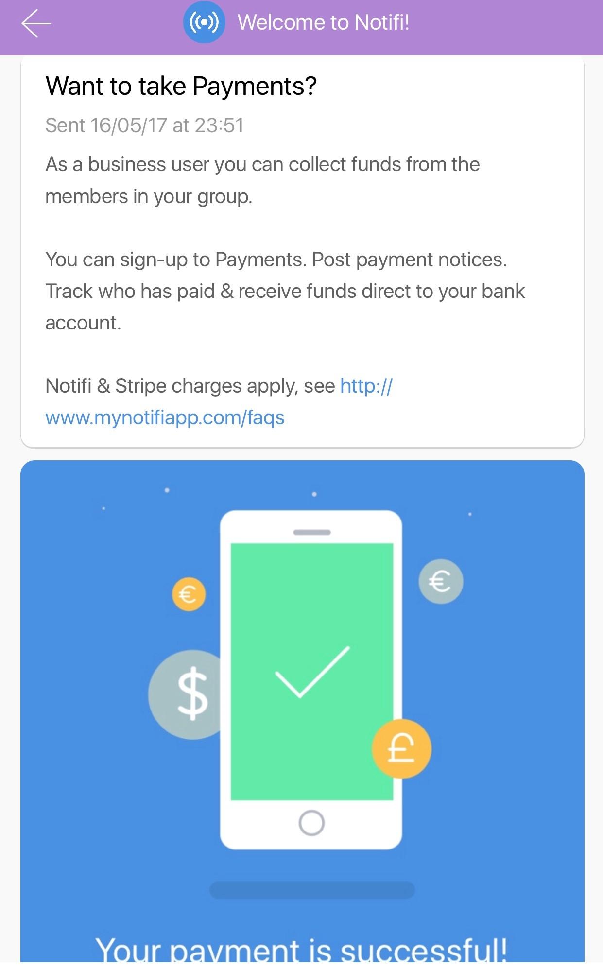 MyNotifiApp screenshot 2