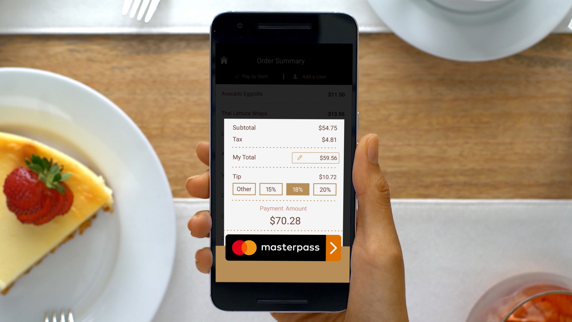 Masterpass by Mastercard screenshot 0