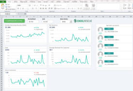 Excel Rescue screenshot