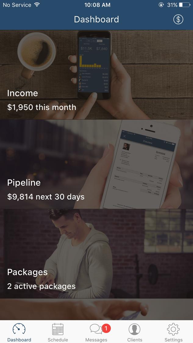PocketSuite screenshot 0