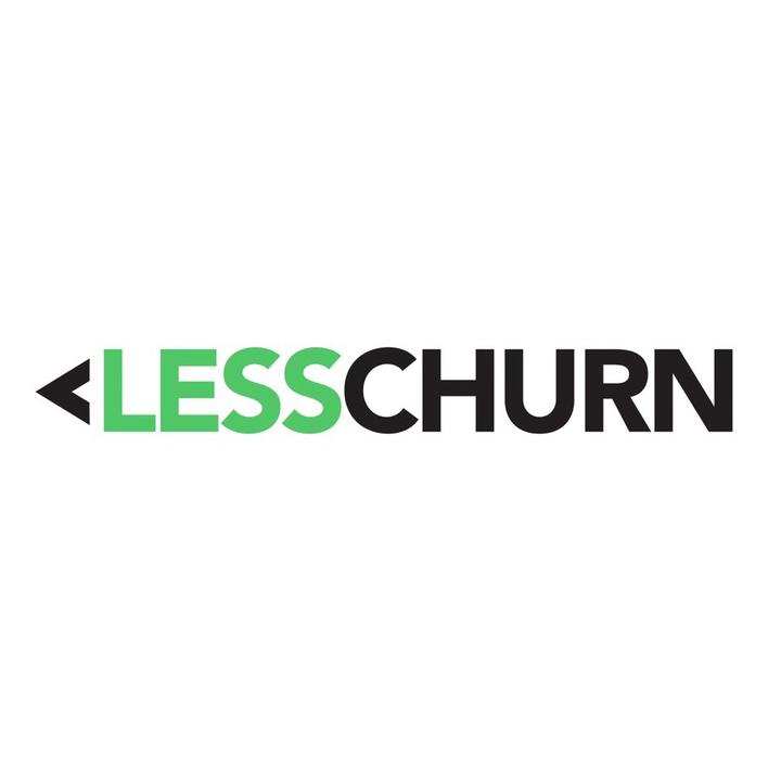 LessChurn logo