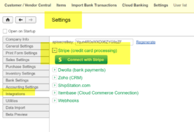 AccountingSuite screenshot