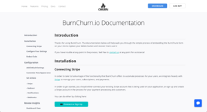 BurnChurn screenshot
