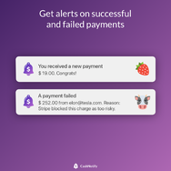CashNotify screenshot