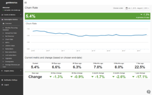 getMetrics screenshot