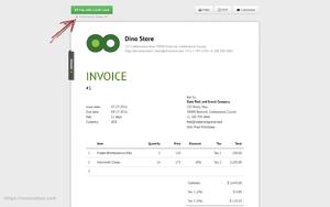 Invoicebus screenshot