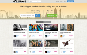Kazoova screenshot