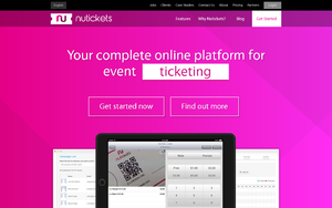 Nutickets screenshot