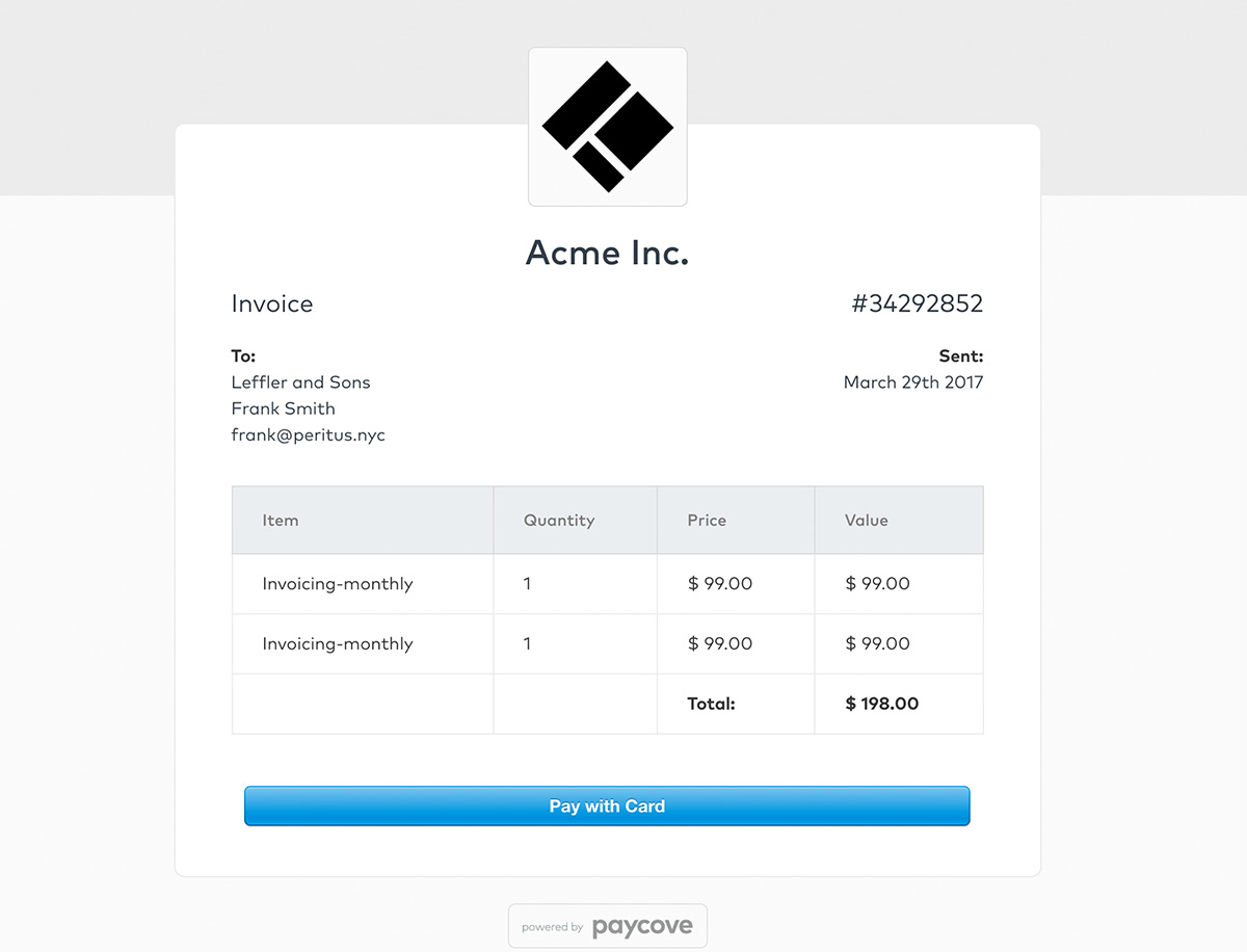 Send Invoice Works With Stripe Invoicing New Car Invoice Price Excel with Invoice Financing For Small Business Pdf  Microsoft Invoice Template Free