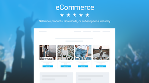 POWr Ecommerce screenshot