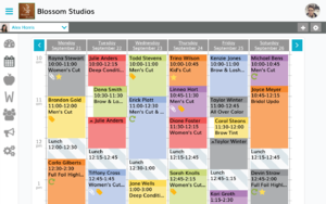 Schedulicity screenshot