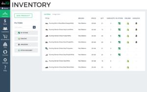 Sku IQ Inventory Management screenshot