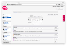 teamup screenshot